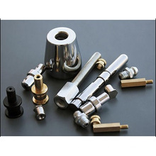 Aluminum Copper Zinc Die Casting Bolt and Nut
